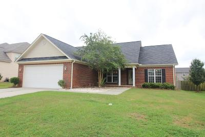 Grovetown Single Family Home For Sale: 1426 Summit Way