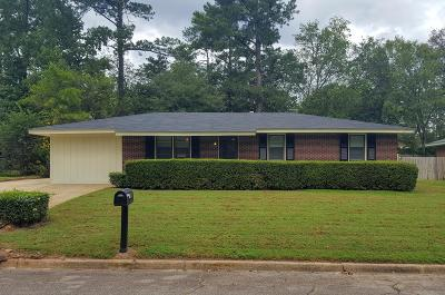 Augusta GA Single Family Home For Sale: $145,000