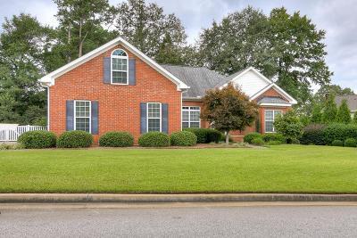 North Augusta Single Family Home For Sale: 575 Hugh Street