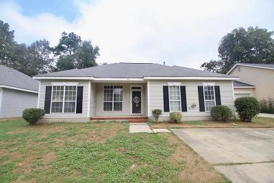 North Augusta Single Family Home For Sale: 133 Spring Oak Lane