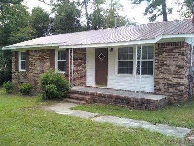 Appling Single Family Home For Sale: 7202 Terrace Drive