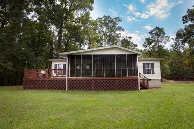 Lincoln County Manufactured Home For Sale: 1365 Buckhead Drive