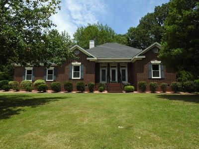 North Augusta Single Family Home For Sale: 525 Oak Creek Drive