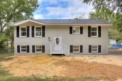 Augusta Single Family Home For Sale: 2130 Rosier Road