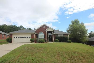 Grovetown Single Family Home For Sale: 4456 Country Glen Circle