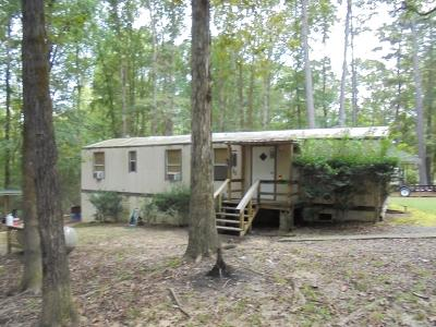 Thomson Manufactured Home For Sale: 1390 Lakeview Drive