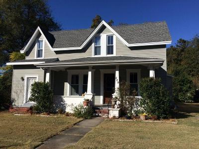 Aiken Single Family Home For Sale: 229 York Street NE