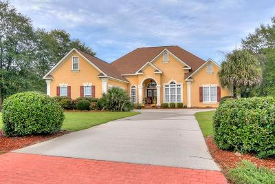 North Augusta Single Family Home For Sale: 311 Lake Murray Drive