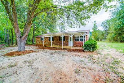 McDuffie County Single Family Home For Sale: 5426 Huffs Bridge Road