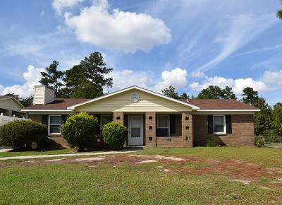 Richmond County Single Family Home For Sale: 2667 Cranbrook Drive