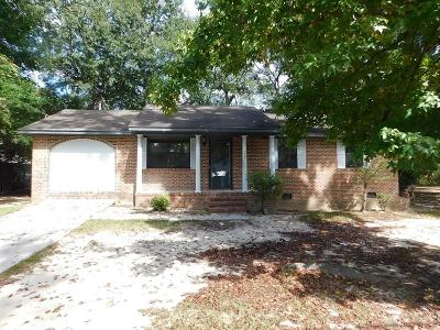 McDuffie County Single Family Home For Sale: 322 Anderson Avenue