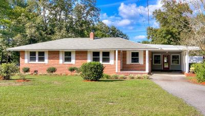 McDuffie County Single Family Home For Sale: 192 Rivers Circle