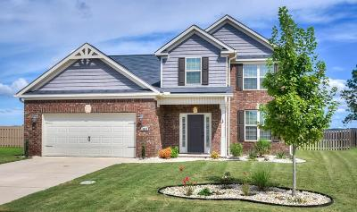 Augusta Single Family Home For Sale: 4089 Pullman Circle