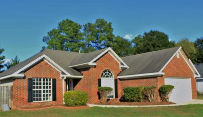 North Augusta Single Family Home For Sale: 583 St Julian Place