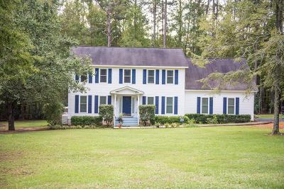 Edgefield County Single Family Home For Sale: 762 Columbia Road