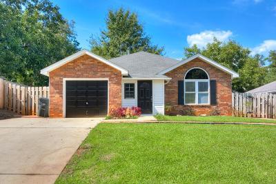 North Augusta Single Family Home For Sale: 1526 Summerhill Drive
