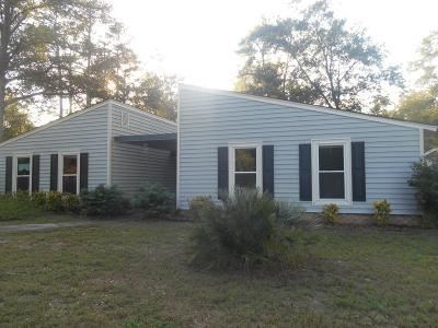 Richmond County Single Family Home For Sale: 4018 Indian Hills Dr