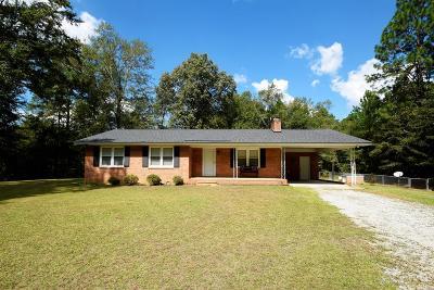 Aiken Single Family Home For Sale: 133 New Bridge Road