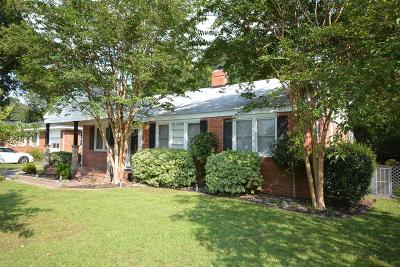 North Augusta Single Family Home For Sale: 503 East Avenue