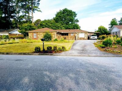 Martinez Single Family Home For Sale: 145 Woodland Drive