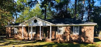 Augusta Single Family Home For Sale: 3935 Old Trail Road