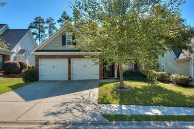 Grovetown Single Family Home For Sale: 4135 Chastain Drive