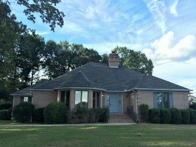 North Augusta Single Family Home For Sale: 10 Shadow Rock Drive