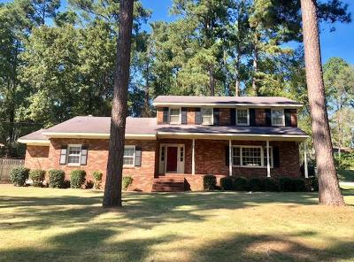 North Augusta Single Family Home For Sale: 986 Campbellton Drive
