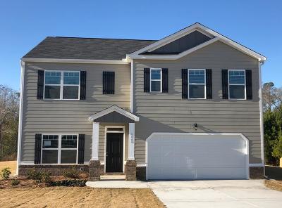 Grovetown Single Family Home For Sale: 5060 Vine Lane