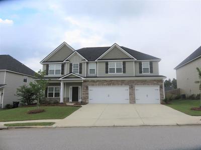 Grovetown Single Family Home For Sale: 115 Wiley Drive