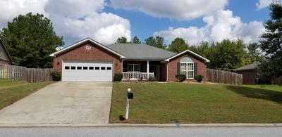 Grovetown Single Family Home For Sale: 973 Cannock Street