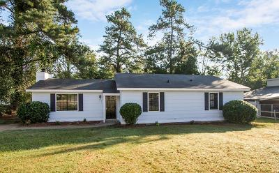 Augusta Single Family Home For Sale: 804 Parker Street