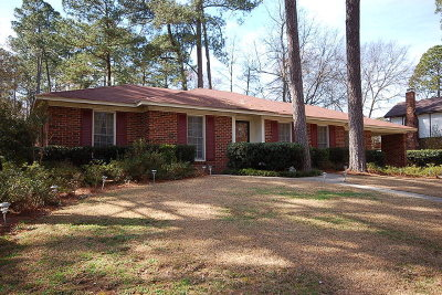 Richmond County Single Family Home For Sale: 3328 Quaker Spring Road