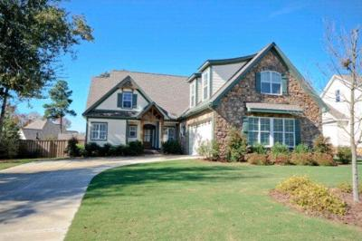 North Augusta Single Family Home For Sale: 635 Morris Run