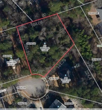 Martinez Residential Lots & Land For Sale: 431 Wexford Court