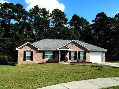 Hephzibah Single Family Home For Sale: 4565 Pine View Lane
