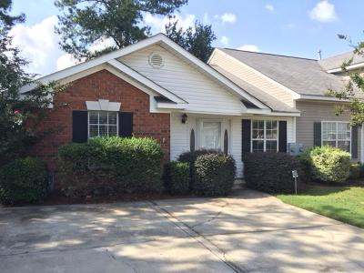 Augusta Single Family Home For Sale: 2027 Helmsdale Lane