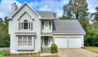 North Augusta Single Family Home For Sale: 534 Creighton Drive
