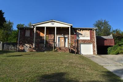 North Augusta Single Family Home For Sale: 619 Kershaw Drive