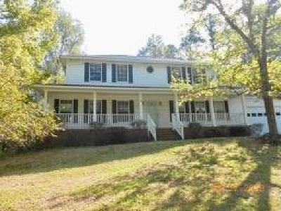 Appling Single Family Home For Sale: 123 Wood Creek Court