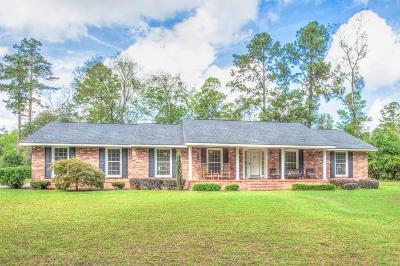 North Augusta Single Family Home For Sale: 15 Farrington Way
