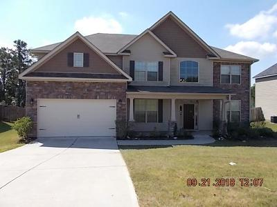 Augusta Single Family Home For Sale: 5346 Bull Street