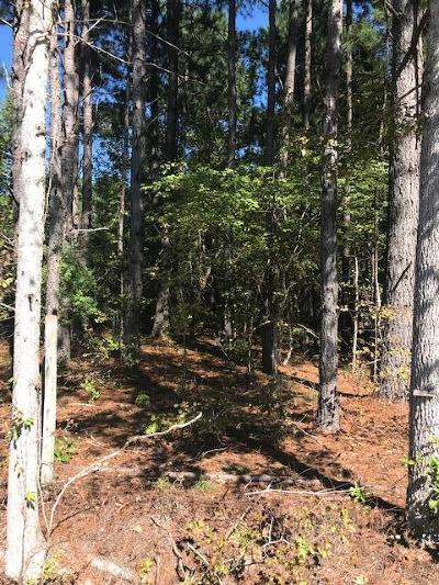 McDuffie County Residential Lots & Land For Sale: Randall Hunt Road