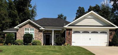 Grovetown Single Family Home For Sale: 729 Oakwood Court