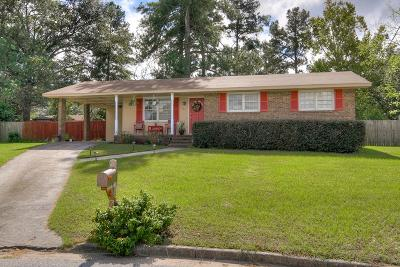 North Augusta Single Family Home For Sale: 541 Hugh Court