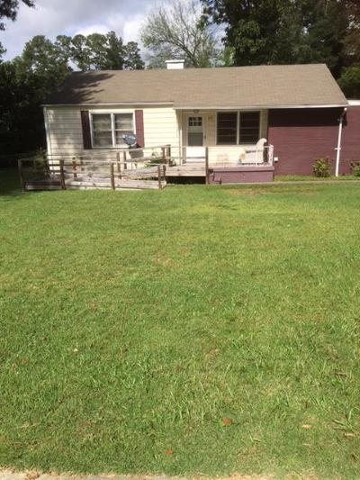 Augusta Single Family Home For Sale: 2835 Thomas Lane
