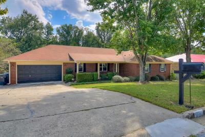 Richmond County Single Family Home For Sale: 3901 Crest Drive