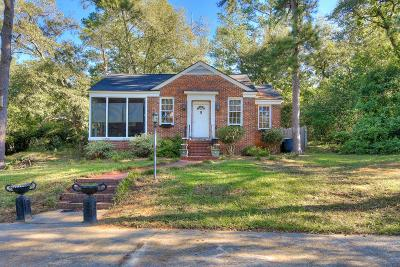 North Augusta Single Family Home For Sale: 203 Trimmier Place