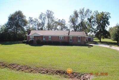 Single Family Home For Sale: 5837 Hwy 88w