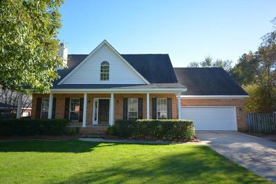Evans GA Single Family Home For Sale: $229,900
